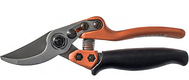 LÖWE 11.109 - Lightweight bypass pruner with rotating handle