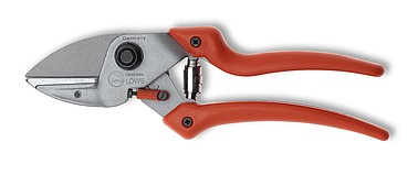 LÖWE 6.107 - Anvil ergonomic pruner with easily replaceable blade