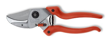 LÖWE 8.104 - Anvil pruner with curved blade