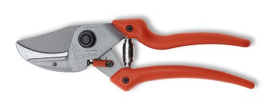 LÖWE 8.107 - Anvil ergonomic pruner with curved blade